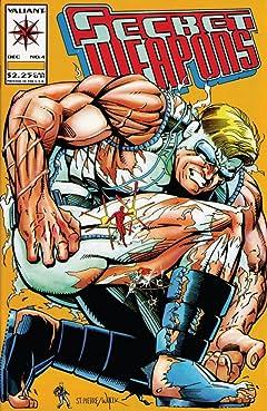 Secret Weapons (1993) No.4