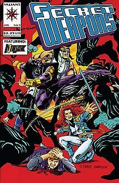 Secret Weapons (1993) No.5