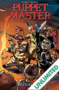 Puppet Master Vol. 4: Blood Debt