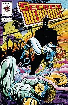 Secret Weapons (1993) No.6