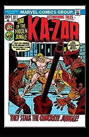 Astonishing Tales (1970-1976) #15