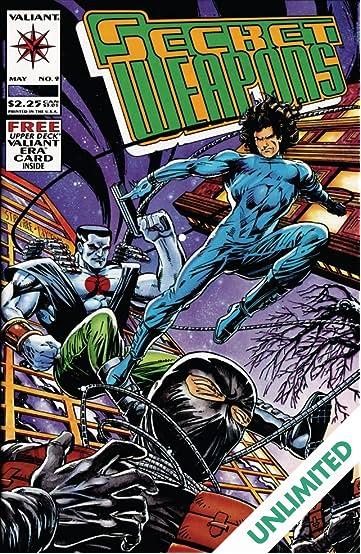 Secret Weapons (1993) #9