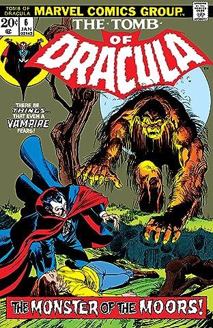 Tomb of Dracula (1972-1979) No.6