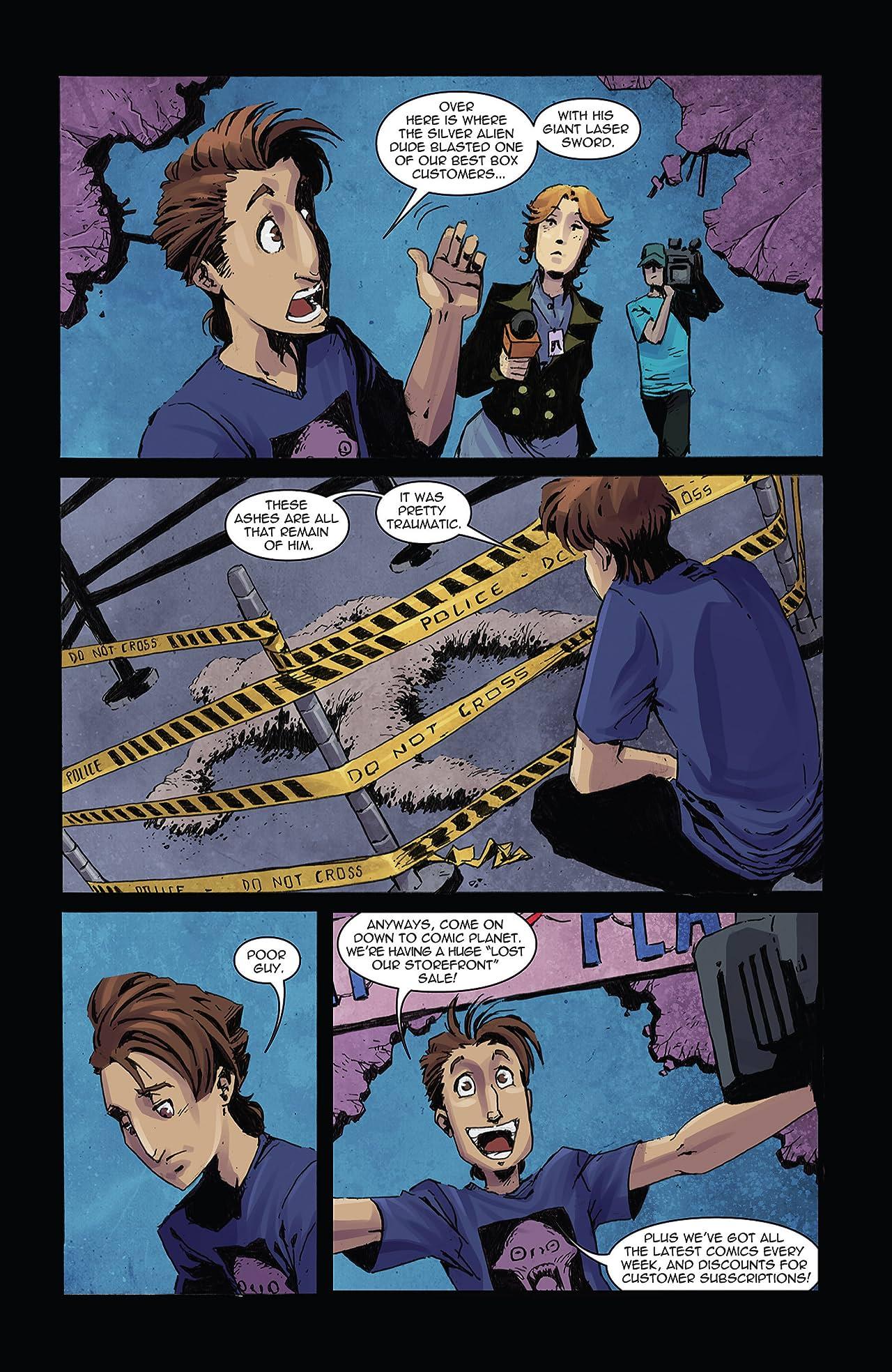 Vampblade #8