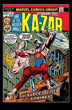 Astonishing Tales (1970-1976) #19