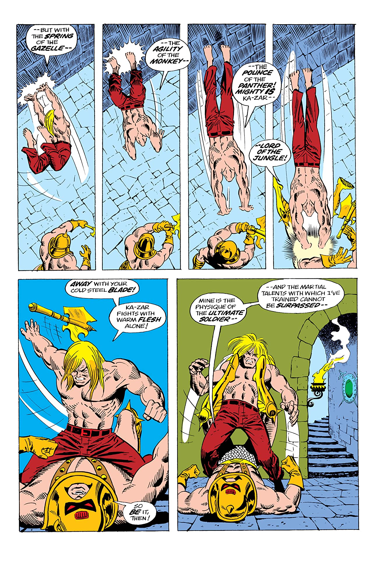 Astonishing Tales (1970-1976) #20