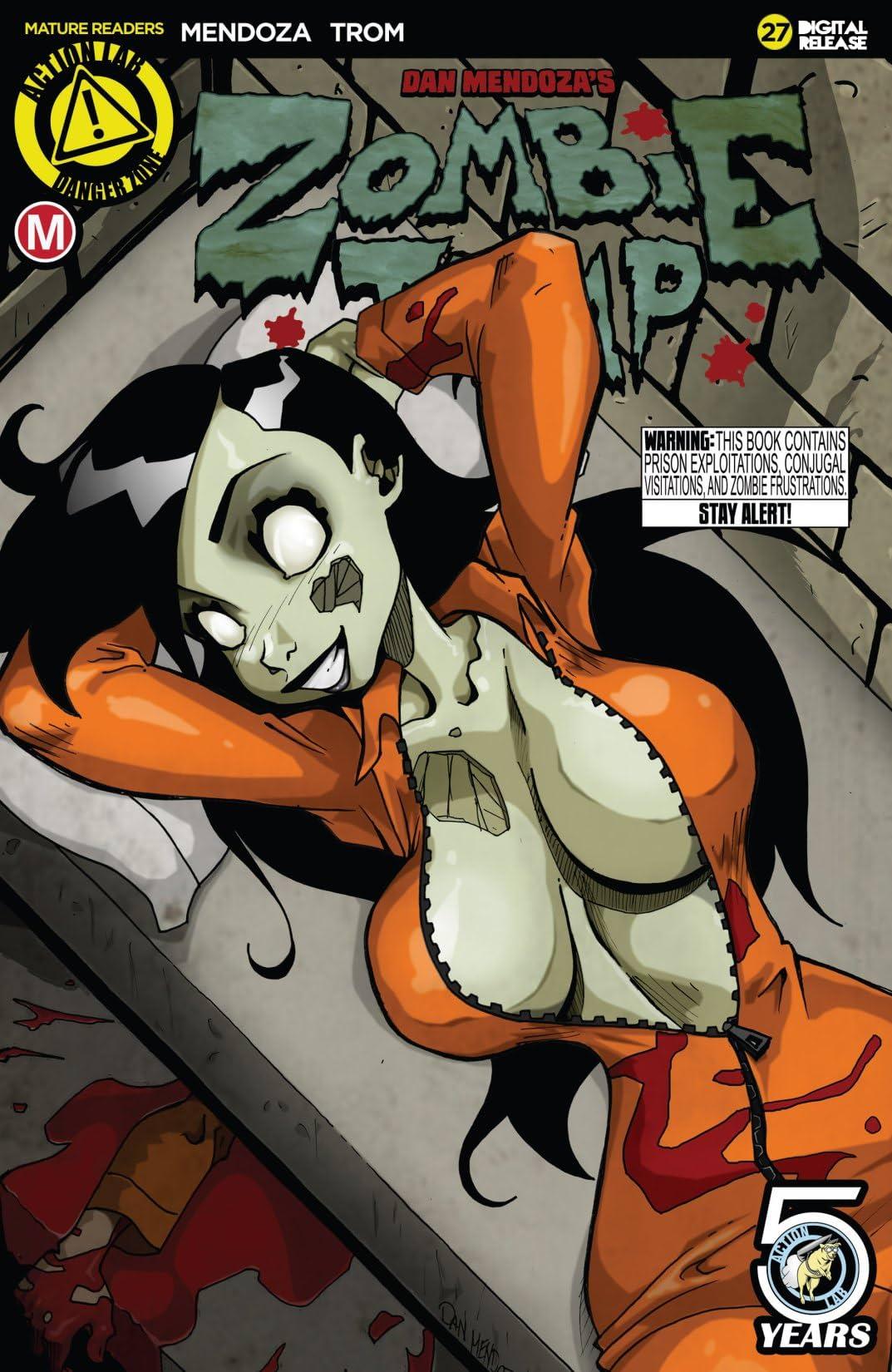 Zombie Tramp #27