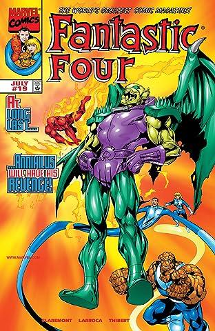 Fantastic Four (1998-2012) #19