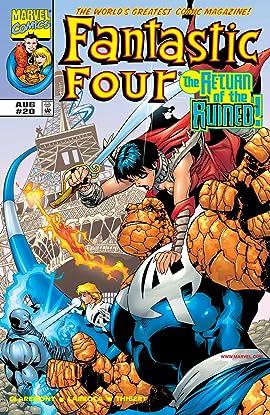 Fantastic Four (1998-2012) #20