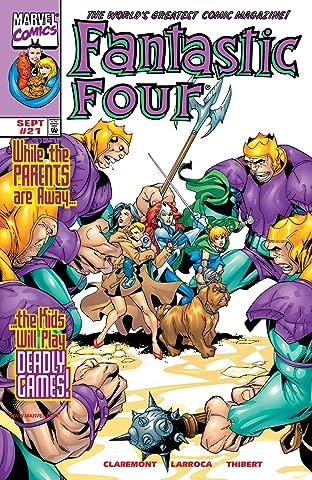 Fantastic Four (1998-2012) #21
