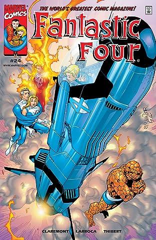 Fantastic Four (1998-2012) #24