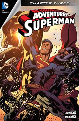 Adventures of Superman (2013-2014) No.3