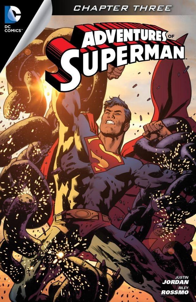 Adventures of Superman (2013-2014) #3