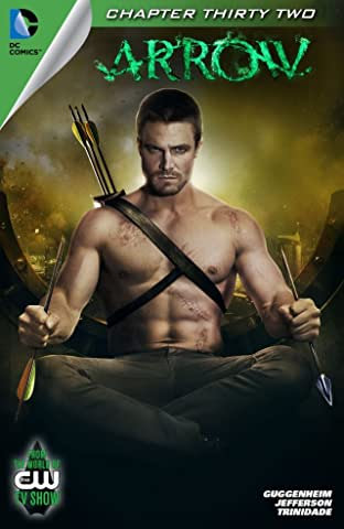 Arrow (2012-2013) No.32