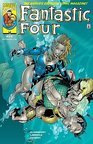 Fantastic Four (1998-2012) #32
