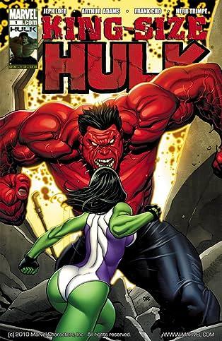 King-Size Hulk #1