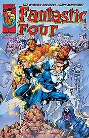 Fantastic Four (1998-2012) #34