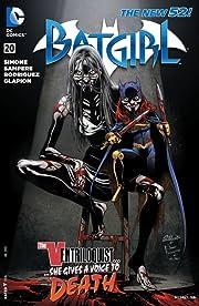 Batgirl (2011-2016) #20