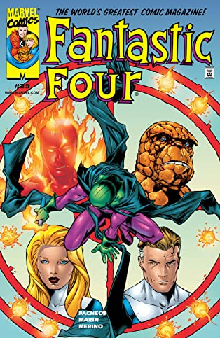 Fantastic Four (1998-2012) #35