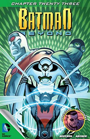 Batman Beyond (2012-2013) #23
