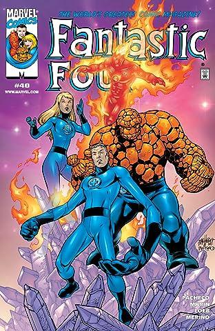 Fantastic Four (1998-2012) #40