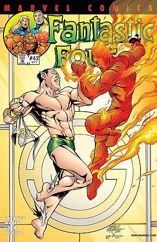 Fantastic Four (1998-2012) #42