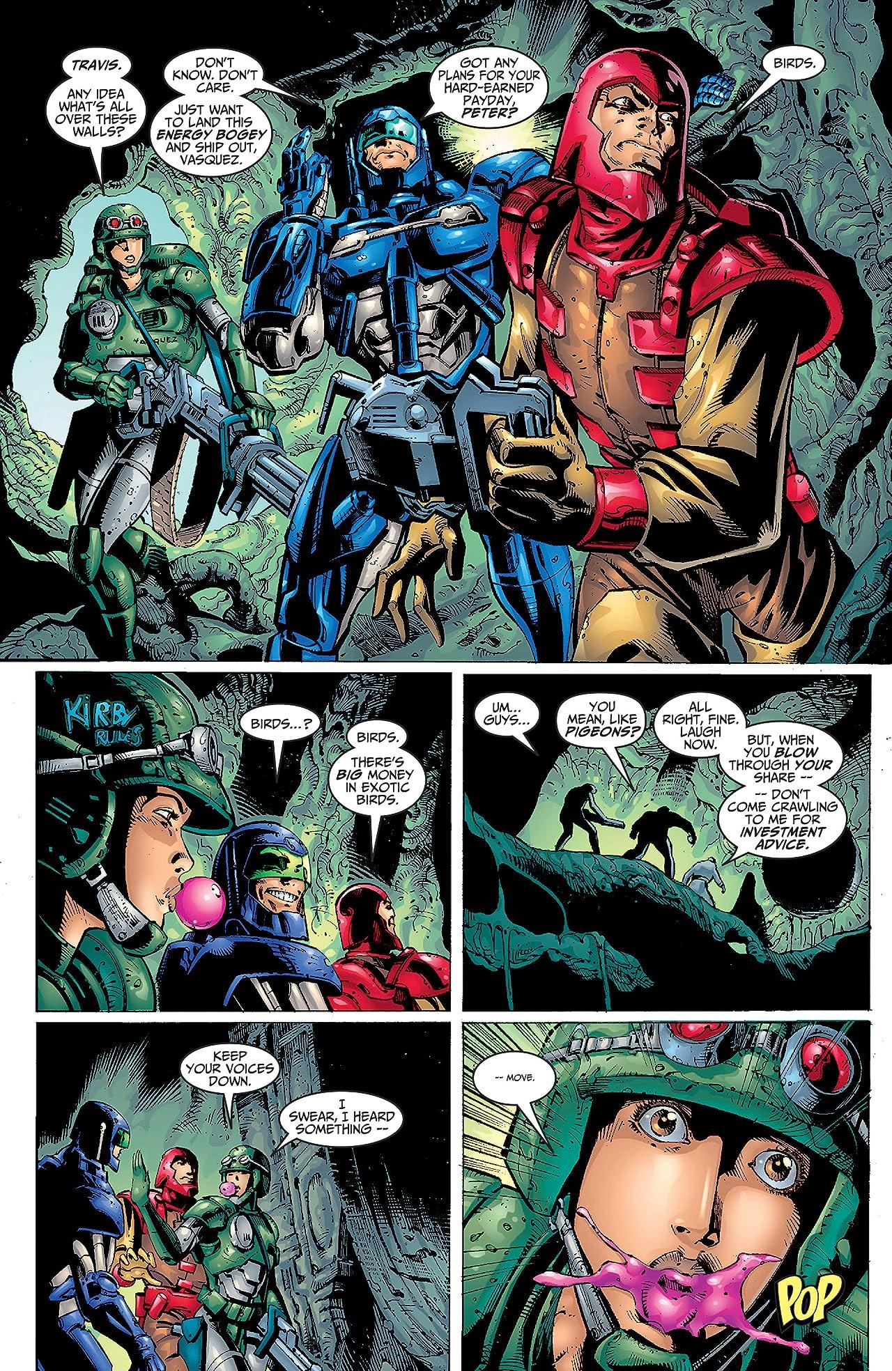 Fantastic Four (1998-2012) #43