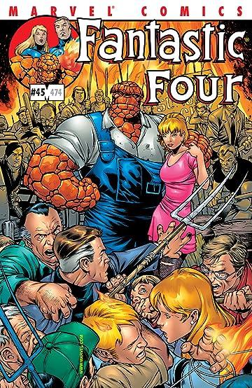 Fantastic Four (1998-2012) #45
