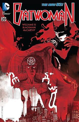 Batwoman (2011-2015) #20