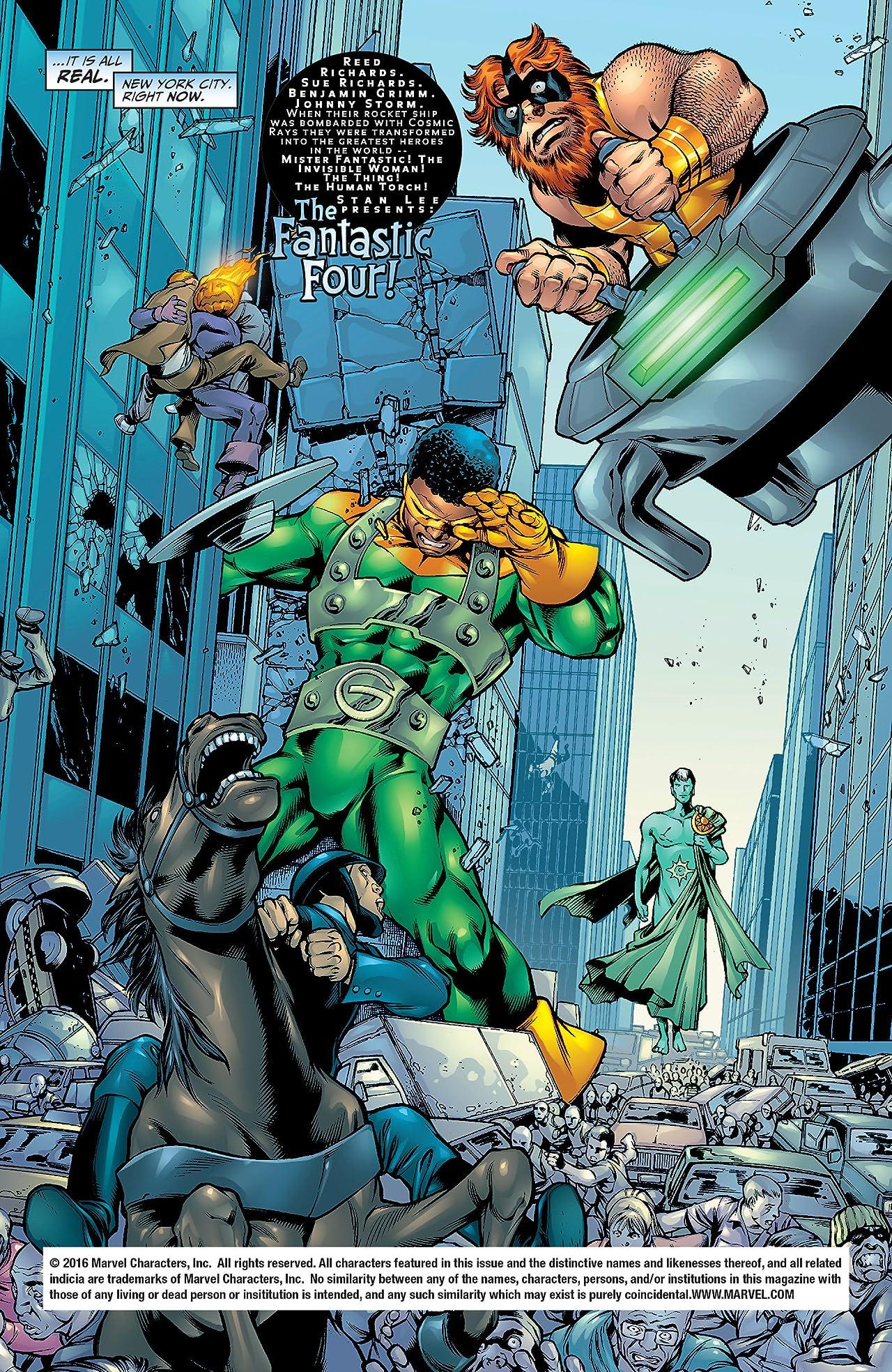Fantastic Four (1998-2012) #47