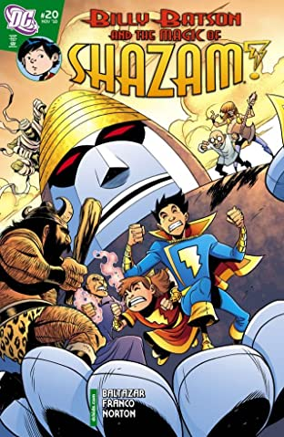 Billy Batson and the Magic of Shazam! No.20
