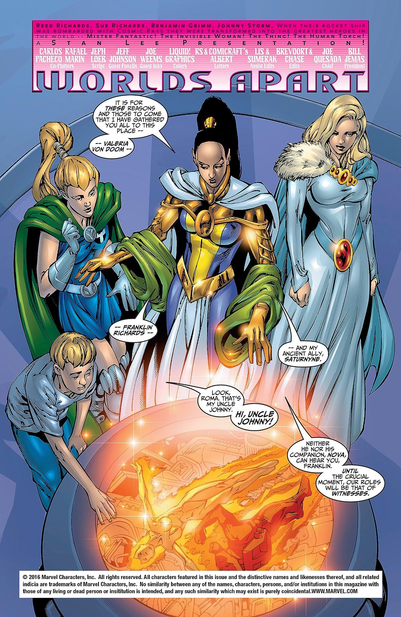 Fantastic Four (1998-2012) #48