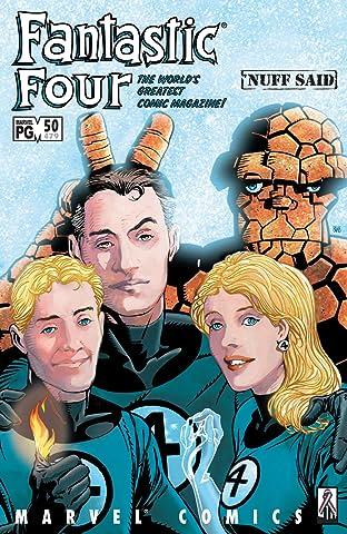 Fantastic Four (1998-2012) #50
