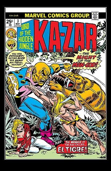 Ka-Zar (1974-1977) #3