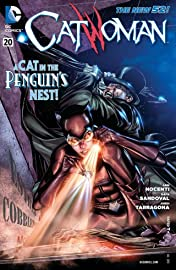 Catwoman (2011-2016) #20