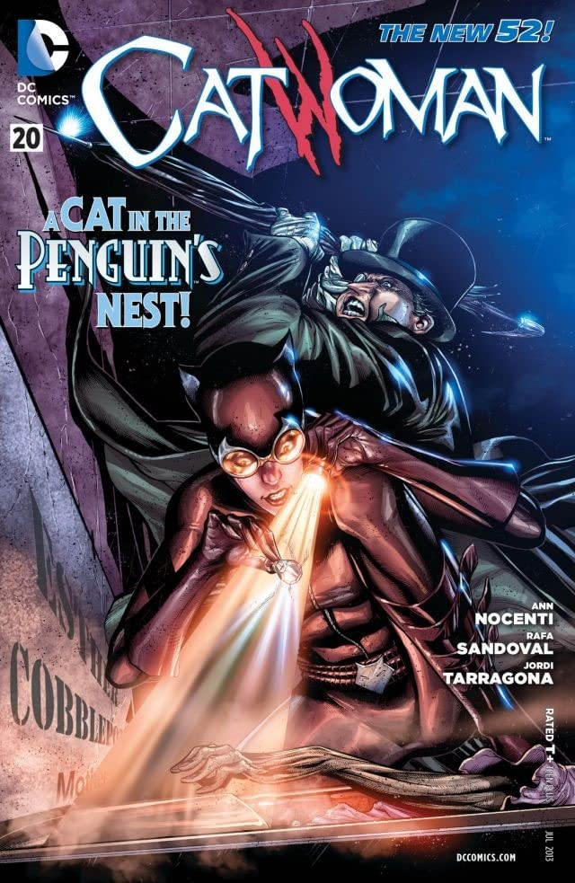 Catwoman (2011-) #20