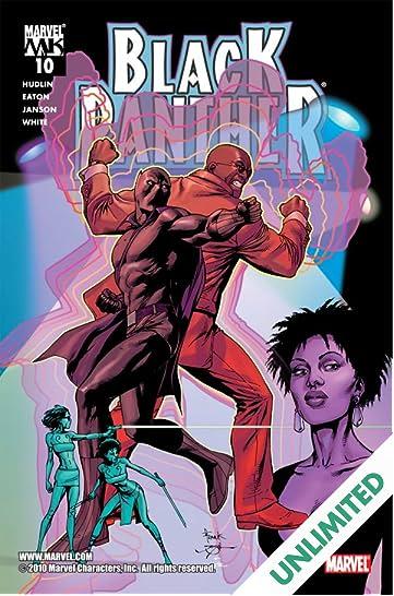 Black Panther (2005-2008) #10