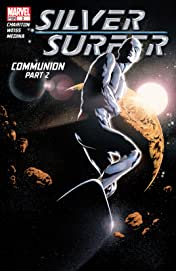 Silver Surfer (2003-2004) #2