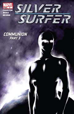 Silver Surfer (2003-2004) #3
