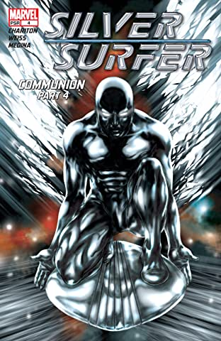 Silver Surfer (2003-2004) No.4