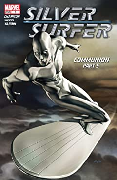 Silver Surfer (2003-2004) #5
