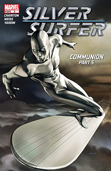 Silver Surfer (2003-2004) #5