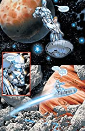 Silver Surfer (2003-2004) #7