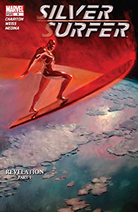 Silver Surfer (2003-2004) #9