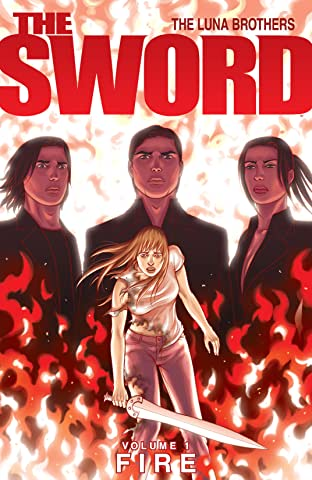 The Sword Vol. 1: Fire
