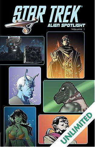 Star Trek: Alien Spotlight Vol. 1