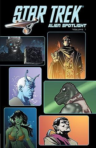 Star Trek: Alien Spotlight Tome 1