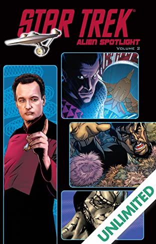 Star Trek: Alien Spotlight Vol. 2