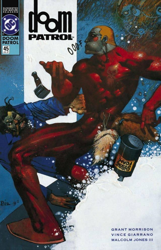 Doom Patrol (1987-1995) #45