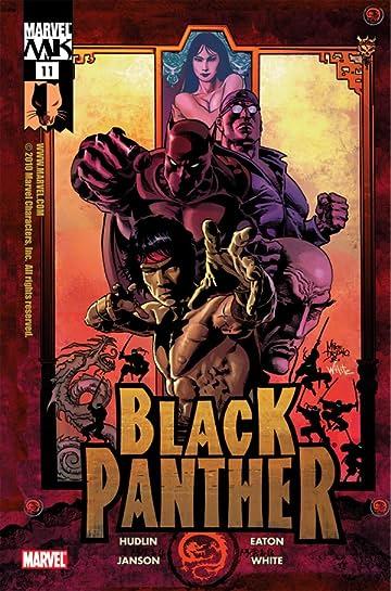 Black Panther (2005-2008) #11